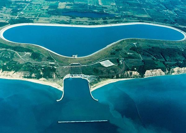 Ludington Pumped Storage