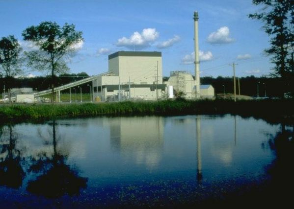 Grayling Power Plant
