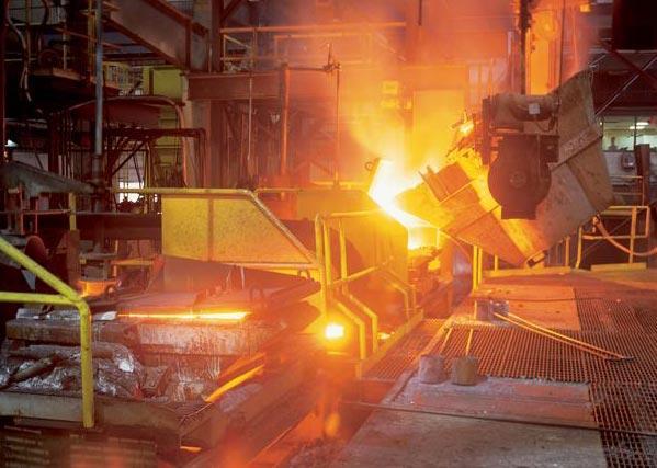 Ravenna Casting – Metal Technologies Plant