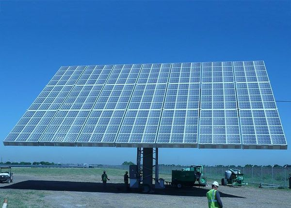 Blue Wing 16MW Solar Power Plant