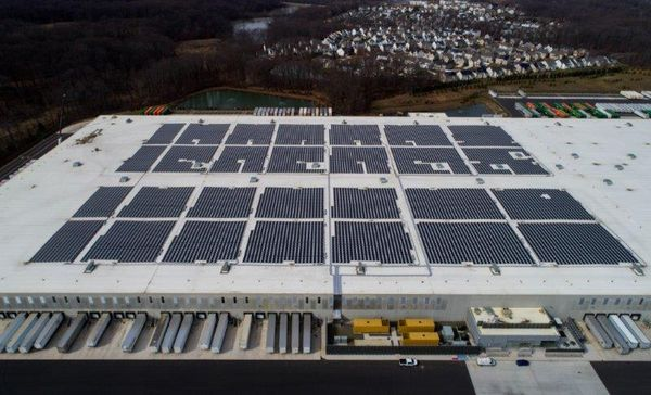 Bordentown 4.3MW Solar Power Plant