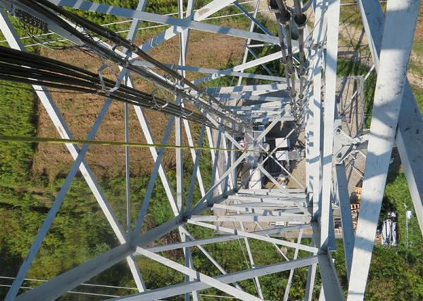 DTE / AT&T LTE Transmission Tower Installations
