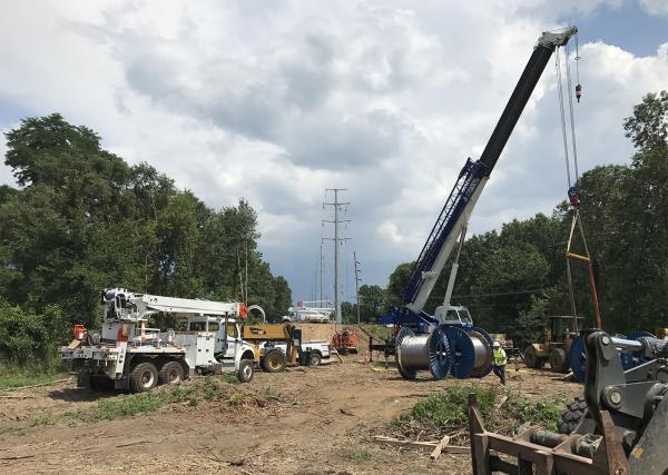 Kenzie Creek-Corey Transmission Line
