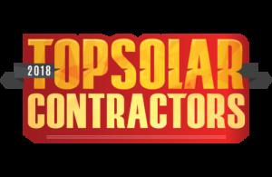 Solar Power World Top Solar 2018 Logo